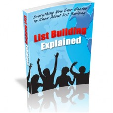 List Building Explained