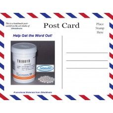 Postcards, T, 120 Pack